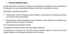 OFERTA DE EMPLEO PÚBLICO | PERSONAL LABORAL AEAT Quizes, Haciendas