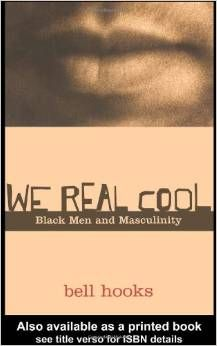 essay on when men where men by bell hooks Free bell hooks papers, essays, and research papers for the word sexism, i found there were two meanings that support hooks' ideas: 1: prejudice or discrimination based on sex bell earned patents and in 1877 the three men formed the bell telephone company to.