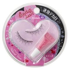 Koji Spring Heart Eyelashes 02