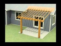 ... Back Patio Cover Ideas - Patio Roof Over Existing Deck ...