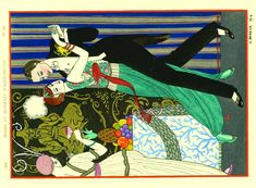 Amazon.co.jp: The Art & Fashion of George Barbier Postcard Book (Postcards): George Barbier, Fashion Institute of Technology: 洋書
