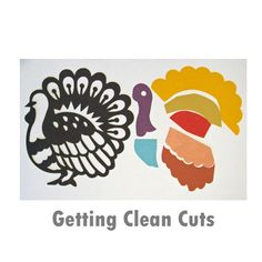 How to get clean cuts with your electronic die cutting machine. Pazzles Craft Room Tutorial