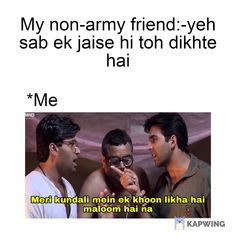 Indian Meme, Army Memes, Desi Jokes, Stupid Funny Memes, Foto Bts, Pure Beauty, Bts Boys, Bts Memes, Bollywood