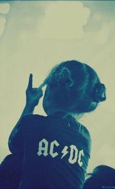 Дети - рокеры