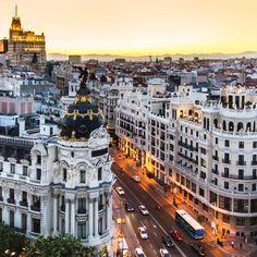 Gran Melia Fenix—Madrid, Spain.
