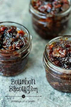 (Canada) Bourbon Bacon Jam | This recipe is really easy to make and will have you slathering this Bourbon Bacon Jam on everything in sight.