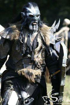 White Hand Ork shieldman