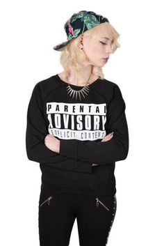 Parental Advisory. This is sooo Cool!