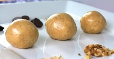 PB Protein Balls.