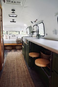 Van Home Layout 652670170987617491 - airstream interior 2020 Vintage Campers Source by Airstream Living, Airstream Remodel, Airstream Renovation, Airstream Interior, Vintage Airstream, Vintage Campers, Airstream Campers, Airstream Bambi, Camper Trailers