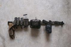 "benchau: "" G-Code Plate Carrier, Submachine Gun, Military Gear, Firearms, Shotguns, Weapons Guns, Tactical Gear, Coding, Instagram"