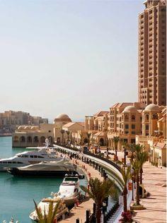 The Pearl-Qatar ,Doha, Qatar: