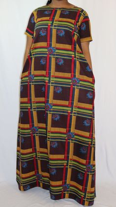 Hey, I found this really awesome Etsy listing at https://www.etsy.com/listing/493004070/multicolored-100-african-print-maxi
