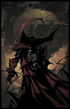 Spawn by Nat Jones http://www.natjones.com/gallery/30/Spawn1.jpg