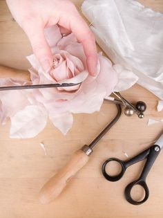 Flower Making Tools | Millinery | Silk Flowers