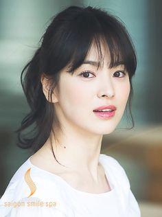Cách trẻ hóa da như gái 20 của Song Hye Kyo