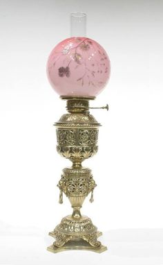 Victorian Era Decor | Pinterest | Kerosene l& Victorian and Oil l&s  sc 1 st  Pinterest & Victorian kerosene lamp. | Victorian Era Decor | Pinterest ...