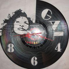 19,50 € Horloge vinyle décoration gal