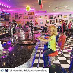 #picoftheweek : Miss Lola, déjà fan de #MemphisCoffee ! #picoftheweek #socute #americandiner