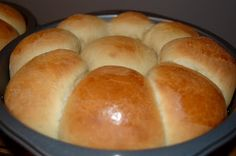 DIY Hawaiian Rolls in the Crockpot