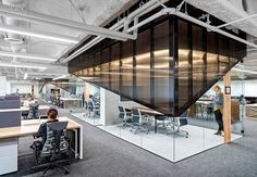 Studio O+A Designs HQ For Uber