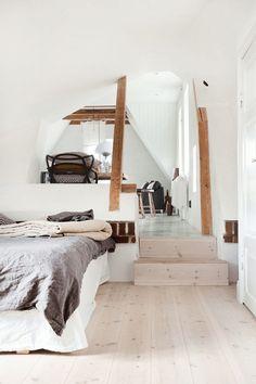 House of C | Interior blog: Eclectic Swedish coastal home