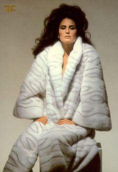 Awesome Mink Coat