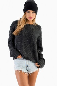 We don't know about you but we like to think it's sweater weather all. Shop our oversized, cozy sweaters & get off your order! Cute Oversized Sweaters, Cozy Sweaters, Sweaters For Women, Sweater Weather, V Neck, Pullover, Stylish, My Style, Day