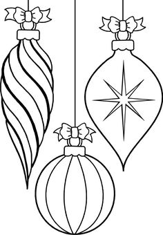 Triple Hanging Christmas Ornaments Rubber Stamp By DRS Designs -- To find out more, go to picture web link. (This is an affiliate link). Christmas Colors, Christmas Art, Christmas Decorations, Christmas Ornaments, Christmas Ornament Coloring Page, Christmas Ornament Template, Christmas Templates, Hanging Ornaments, Rustic Christmas