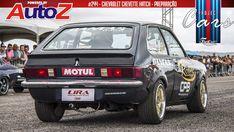 Project Cars #244: novos upgrades no motor 2.0 e mais uma arrancada com meu Chevette Hatch