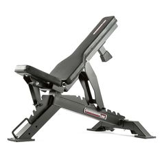 Barbarian-Line Warrior Bench - Slim Diy Gym Equipment, Commercial Fitness Equipment, No Equipment Workout, Diy Home Gym, Gym Room At Home, Fitness Gym, Fitness Workout For Women, Bicep Curl Machine, Bodybuilding Equipment
