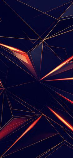 3d Shapes Abstract Lines 4k Wallpapers | hdqwalls.com