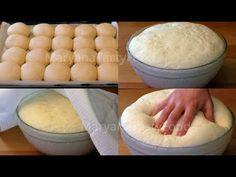 ✧ УНИВЕРСАЛЬНОЕ ЧУДО-ТЕСТО, Мое Любимое! Без Яиц и Молока ✧ Yeast Dough ✧ Марьяна - YouTube