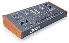Vintage Synth Explorer | Sequential Circuits DrumTraks