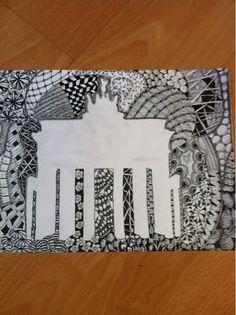 Doodlevergnügen: Inspiration Berlin