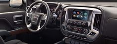 The 2016 Sierra 1500 with IntelliLink.