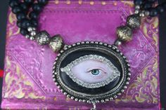 Your place to buy and sell all things handmade Funky Jewelry, Unusual Jewelry, Gothic Jewelry, Jewelry Art, Vintage Jewelry, Jewellery, Sister Gifts, Gifts For Mom, Lovers Eyes