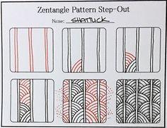 Картинки по запросу zentangle tutorial