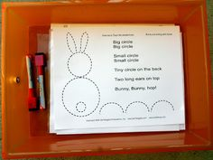 Rr is for Rabbit Activities Using Book, The Little Rabbit by Judy Dunn (from The Fantastic Five)