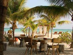 Holbox Hotel Mawimbi in Mexico #JetSetterCurator