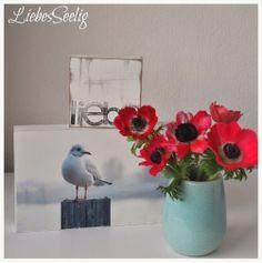 LiebesSeelig: Geteilte Blumenfreude - Anemonen