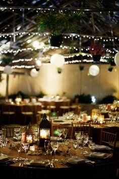 gorgeous fall wedding - rustic, organic, elegant.