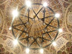 ottoman mosque architecture in bursa city, turkey by mytripolog.com