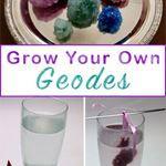 Dollar Store Crafts  » Blog Archive   » Tutorial: DIY Geodes