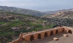 Castle Kerak - Kerak, Jordan