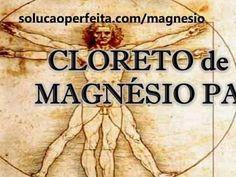 Porquê Cloreto de Magnésio P A ? - YouTube