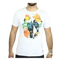 Tee-shirt MC homme 7016 blanc