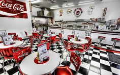Twisters on Historic Route 66 My parents started and owned The Route 66 Place and Twisters Soda Fountain. I worked there every summer during college! So cool to find a pic on Pinterest. Will post some of when they owned it.