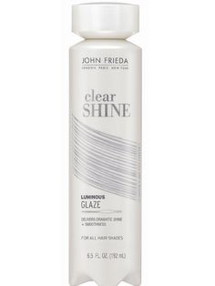 "John Frieda Luminous Color Glaze Clear Shine, $9.99, sold in drugstores. Stay away from colored shampoos that claim to keep your color looking amazing longer. ""They usually end up depositing too much pigment for daily use and can actually change the tone of your hair,"" says Hiserodt. Instead, every four weeks she recommends going to the salon or using an at-home glaze to boost vibrancy and shine. Read more: How To Keep Red Hair from Fading - How To Maintain Red Hair Color - Cosmopolitan"