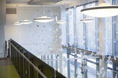 Estetisk oppdragelse, medbestemmelse og demokrati – et kunstprosjekt | Nasjonalt senter for kunst og kultur i opplæringen Valance Curtains, Chandelier, Ceiling Lights, Home Decor, Homemade Home Decor, Candelabra, Valence Curtains, Ceiling Light Fixtures, Ceiling Lamp
